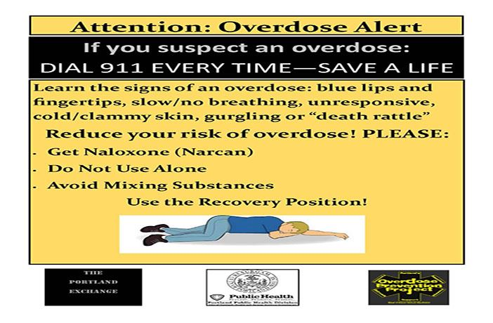 Overdose Alert April 13 TrainingCP