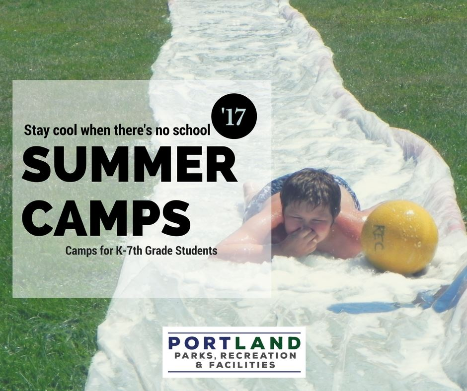 Summer Camps Promo