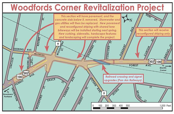 Woodfords Corner Graphic