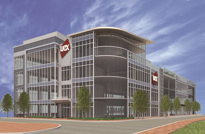 wex headquarters rendering