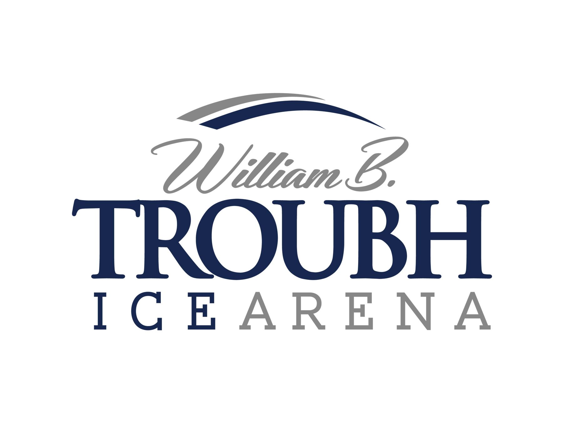 Troubh Ice Arena Logo