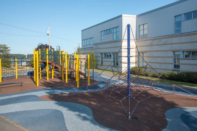 East End School Playground on Munjoy Hill (2)