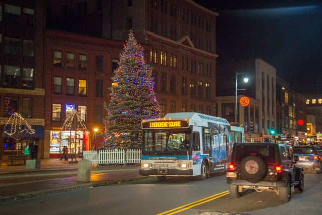 Monument Square Holidays