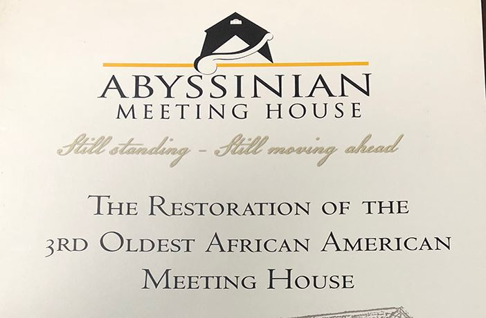 abyssinian meeting house