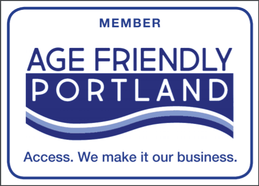 Age Friendly Portland Logo