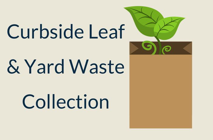 Curbside Leaf Yard Waste Collection