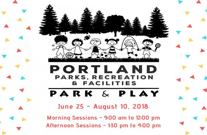 portland parks and play