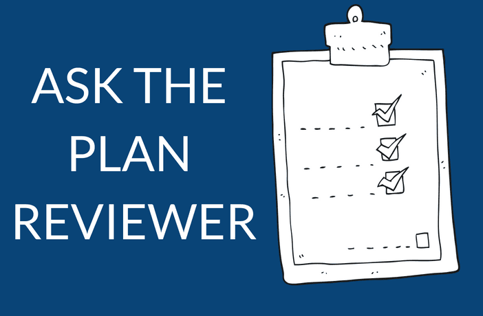 ask the plan reviewer