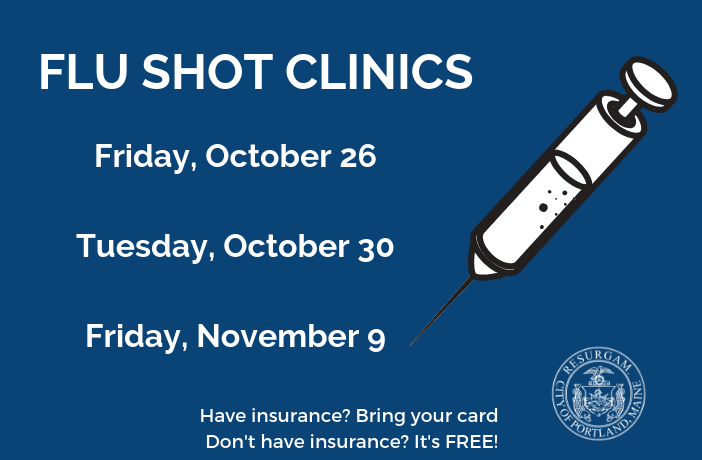 Flu Shot Clinics 2018