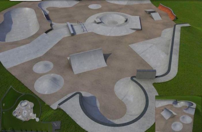 Skatepark Expansion City of Portland Maine