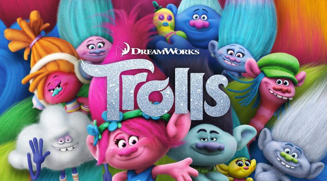 Free movie night at Merrill Auditorium Trolls Portland Maine 04101