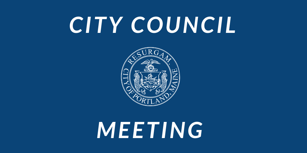 council meeting graphic