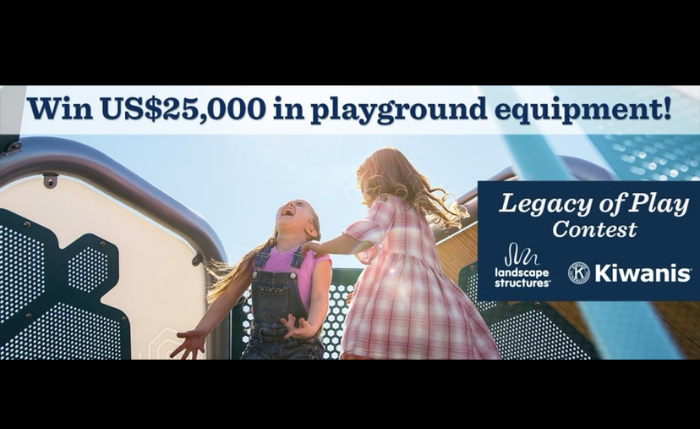 Payson Playground Sweepstakes