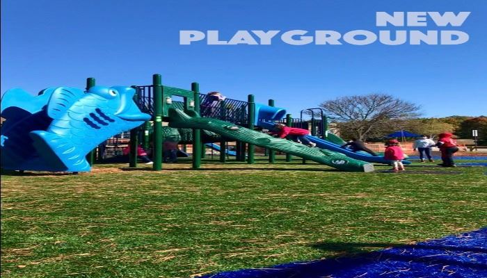 Riverton Community Center Playground