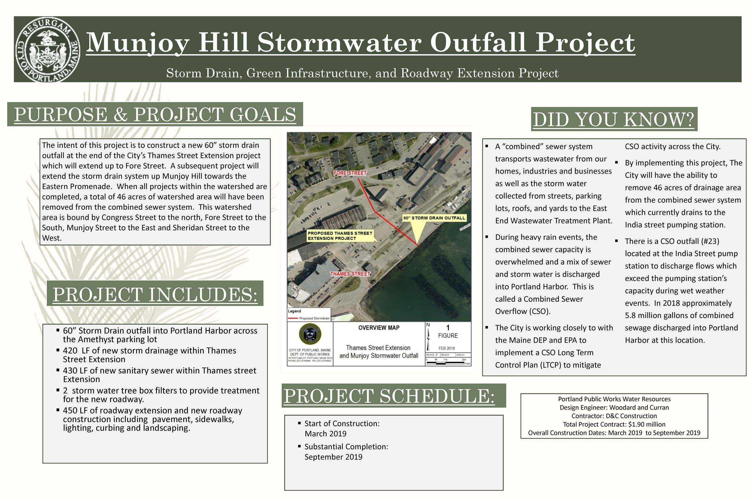 Thames Street Ext 2019-02-27 Outfall Public Information Sign (MFS) FINAL Design