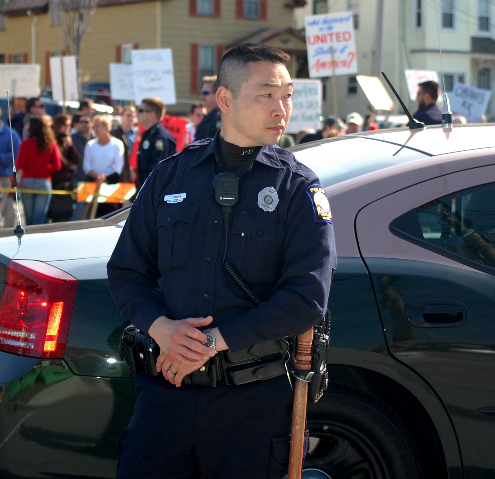 Officer Duong
