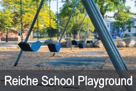 Reiche-School-Playground