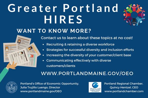 Greater Portland HIRES