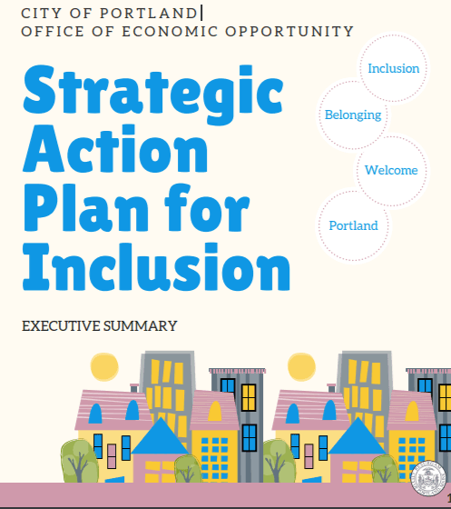 Strategic Action Plan for Inclustion image